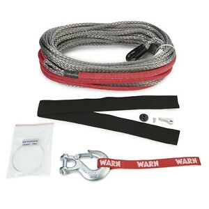 Warn 96040 Spydura Pro Synthetic Winch Rope