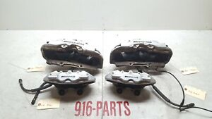2006 2011 Mercedes Cls55 Amg E55 Sl55 Brembo Brake Calipers Set 8 Piston Oem
