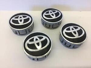Oem Toyota Wheel Center Caps Fits Corolla Prius Prius C Yaris Hatchback 4