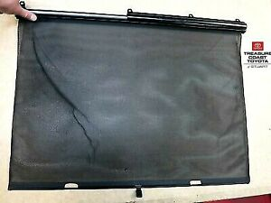 New Oem 2004 2010 Sienna Xle Right Middle Retractable Sun Shade