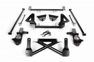 Cognito 10 12 Front Suspension Lift Kit 02 06 Chevrolet Gmc 1500 2wd Trucks