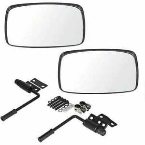 Mirror Kit Lh And Rh 7 X 12 Kubota Rtv1100