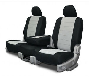 Custom Fit Neoprene Seat Covers For 2008 2014 Chevy Silverado 1500 2500