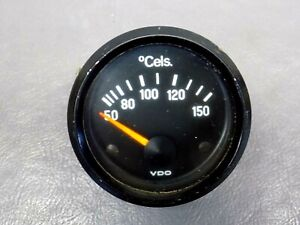 Jul Oil Temp Porsche 924 1977 Oil Temperature Gauge 77 Vdo Used Part