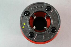 95420 Ridgid 37400 Model 12 r Hand Threader Die Head
