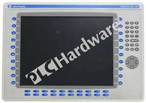 Allen Bradley 2711p rdb15c c Color Display Module For Panelview Plus 1500