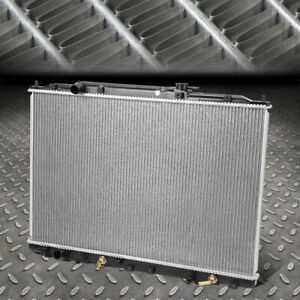 For 07 13 Acura Mdx Zdx At Oe Style Aluminum Core Replacement Radiator Dpi 2938
