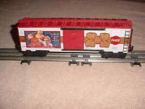 K-LINE BOX CAR # 644706 , COCA-COLA                 0-027