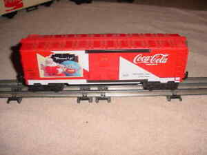 K-LINE BOX CAR # 6415101 , COCA-COLA                 0-027