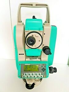 Nikon Npl350 Total Station Surveying Construction Calibrated With Warranty