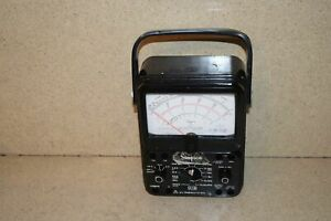 Simpson 260 Series 7 Volt ohm milliammeter Multimeter