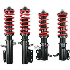 Adjustable Racing Coilover Shock Suspension For Corolla Ae90 Ae100 Ae110