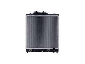 For Honda Civic 1 5 1 6l L4 92 98 Del Sol Radiator 1290 19010p2fa51 19010p2fa01