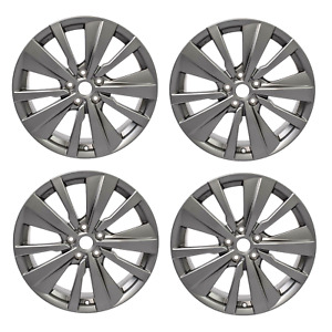 19 Nissan Altima 2019 2020 Brand New Genuine Factory Oem Wheels Rims Set 62786