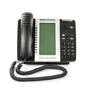 Mitel 5330e Ip Voip Poe Lcd Display Business Office Phone Base Unit 50006476