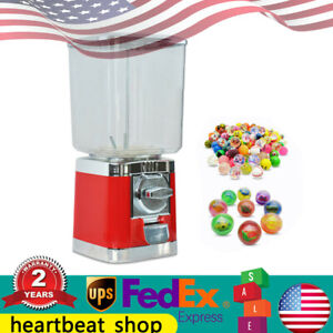 Candy Machine Vending Gumball Machine Supply Automatic Metal Candy Dispenser Usa