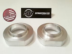 Sr 1 Lift Front Leveling Billet Aluminum Coil Spring Spacer For Jeep Tj Xj Zj