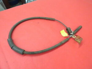 Nos 1939 Ford Truck Hand Brake Cable big Truck 92y 2853 A 2 5