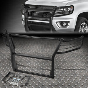 For 15 19 Chevy Colorado Powder coated Steel Front Bumper Brush Grille Guard
