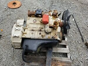 Used 4 Bt Cummins Diesel Engine