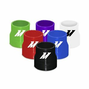 Mishimoto Mmcp 22525bk 2 25 To 2 5 Silicone Transition Coupler Black