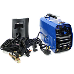 Inverter Dc Tig Mma Argon Welding Machine 200 Amp 110v 220v Dual Voltage