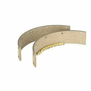 Brake Shoe Lining Set Massey Harris 33 555 55 333 444 44 840681m91