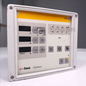 Used Itw Gema Optimove Axis Controller Cr05