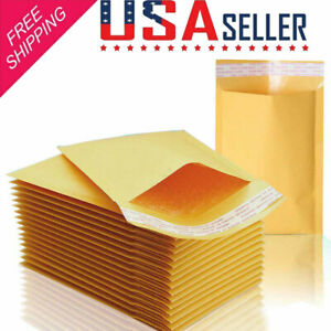 0 000 00 1 Kraft Bubble Mailers Padded Envelopes Protective Packaging Bubble