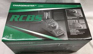 NEW RCBS CHARGEMASTER COMBO 220V Powder Scale and Dispenser 98924