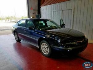 00 02 Chevrolet Impala 3 4l v6 8th Digit Of Vin Is An e Engine Only 291182