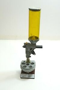 DILLON RELOADING POWDER MEASURE DUMP WITH TOOL HEAD & STAND XL650 INCLUDED!