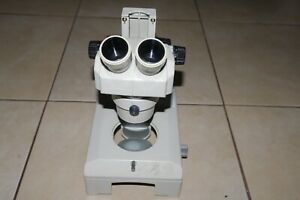 Nikon Smz 1 Stereozoom Microscope Sold As Pictured