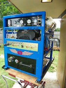 Truck Mount Carpet Cleaning Machine Extractor Blue Baron 36 Se