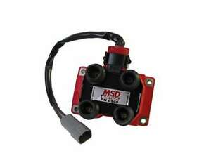 Msd Ignition Midget Coil Pack 8240