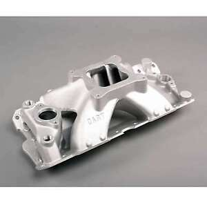Sbc Intake Manifold 4150 Flange Use W Iron Head