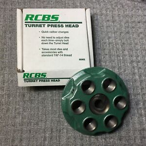 RCBS Turret Head - 88902 Reloading Press and Press Accessories #22