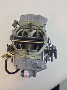 Holley 0 6210 650 Cfm Spread Bore Carburetor 1965 1970 Chevy 327 402 Engine