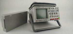 Hp Agilent 54624a 4 channel 100 Mhz 200msa s Digital Oscilloscope W Accessories