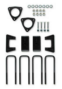 Anvil 2 5 Front Rear Lift Kit For 2007 2019 Chevy gmc Silverado Sierra 1500
