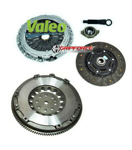 Valeo fx Stage 2 Clutch Kit xlite Flywheel For 03 08 Hyundai Tiburon 2 7l Se Gt
