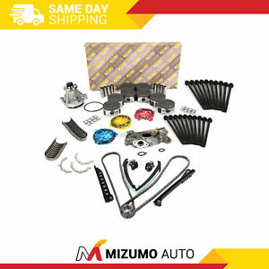Overhaul Engine Rebuilding Kit 07 12 Ford Expedition F150 F250 5 4 Triton