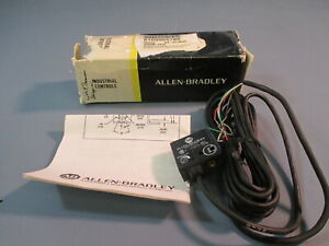 Allen Bradley Photo Switch Diffuse Wide Angle 42smp 7010 Ser B