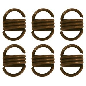 A30897 6 Disc Brake Actuator Springs For Oliver 1550 1555 1600 1650 1655 77 88