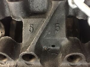 Pontiac 455 Engine Block
