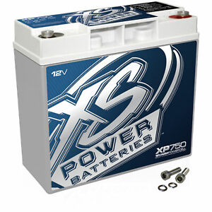 Xs Power Xp750 Xp Series Agm Battery