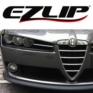 Ez Lip Spoiler Body Kit Giulia Spider Stevlio 147 Giulietta For Alfa Romeo Ezlip
