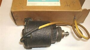 Nos 57 58 59 60 61 62 63 64 Ford 60 Thunderbird Overdrive Governor