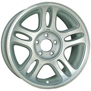 New 17 Replacement Silver Alloy Wheel Fits 1996 1998 Ford Mustang Gt 560 3174