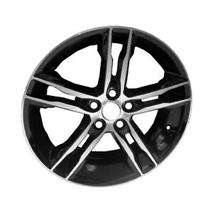 Reconditioned 18 Alloy Wheel Fits 2015 2018 Ford Focus 560 10015